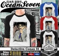 Detective Conan 55 - raglan