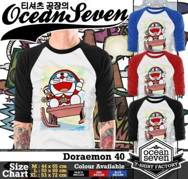 Doraemon 40 - raglan