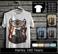 Harley 100 Years
