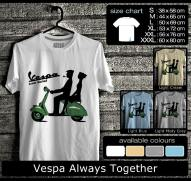 Vespa Always Together