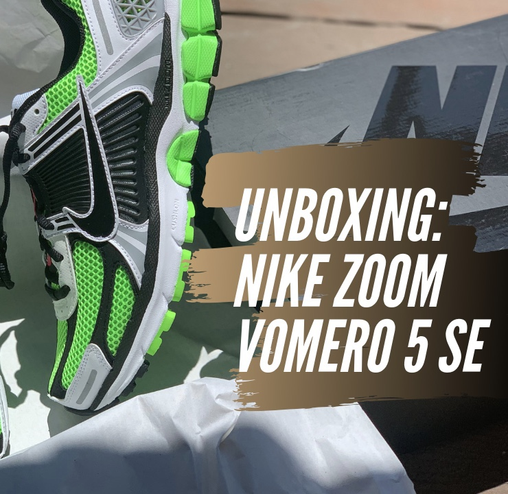 Nike Air Zoom Vomero 11 (Unboxing)