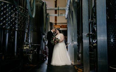 Bold Rock Cidery Wedding | Melissa + Devin | October 6, 2019