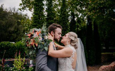 The Historic Mankin Mansion Wedding | Anna + Robert | October 5, 2019