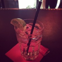 Gin & Tonic @ Wynwood Kitchen & Bar