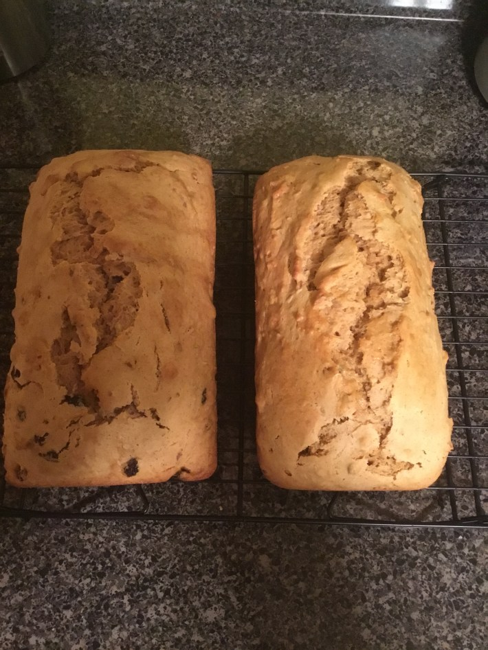Sweet Potato Bread