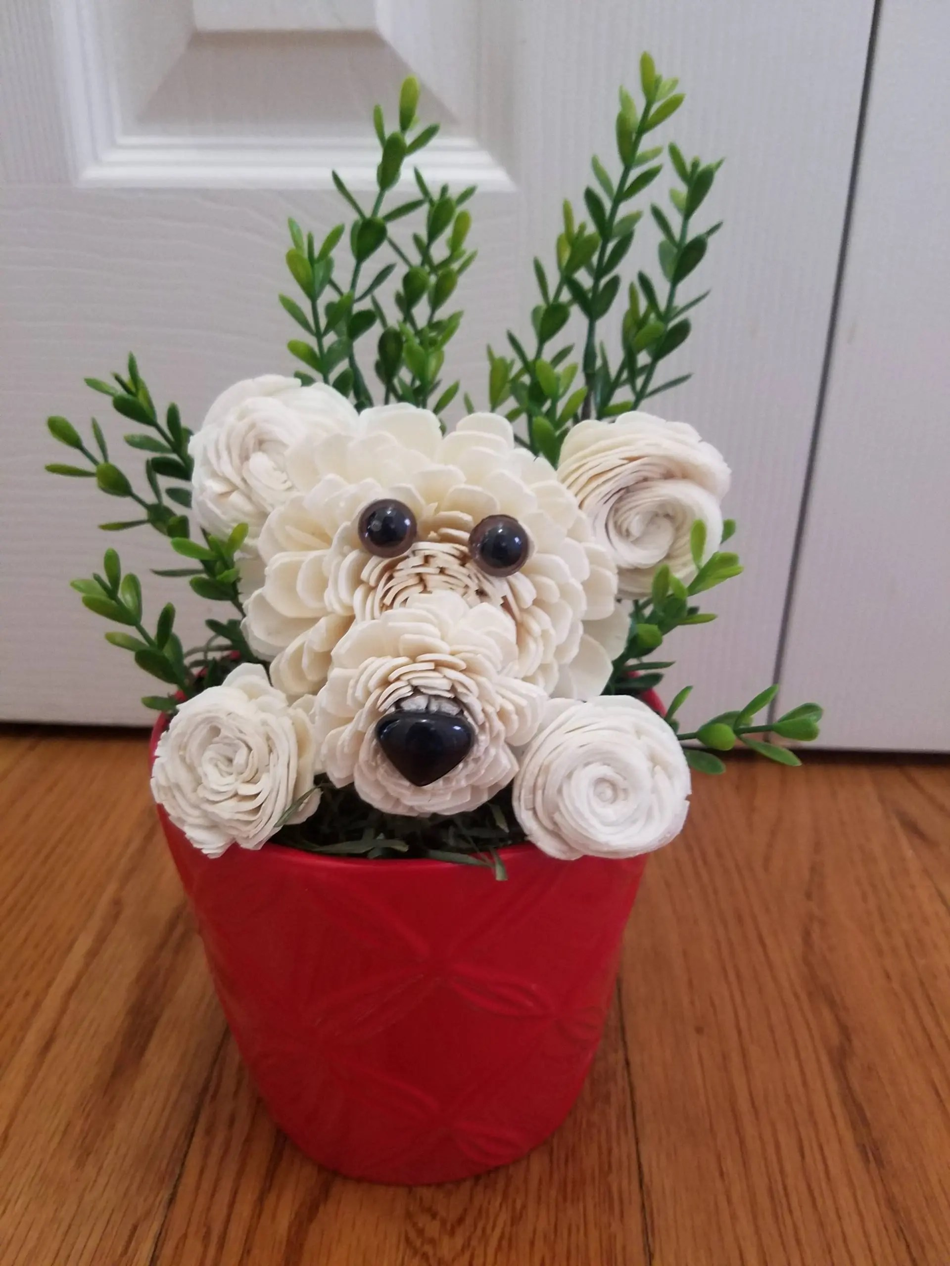 You are currently viewing How To Make A Dog Bouquet Sola Wood Flower Arrangement