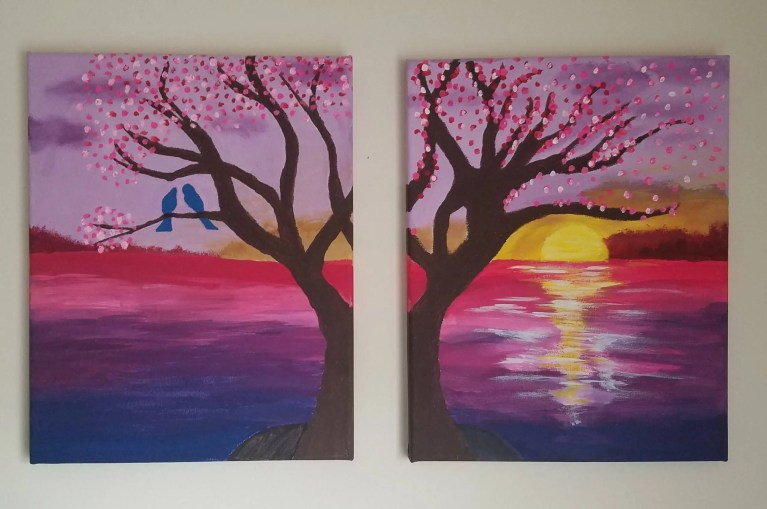 Read more about the article Two Canvases One Picture