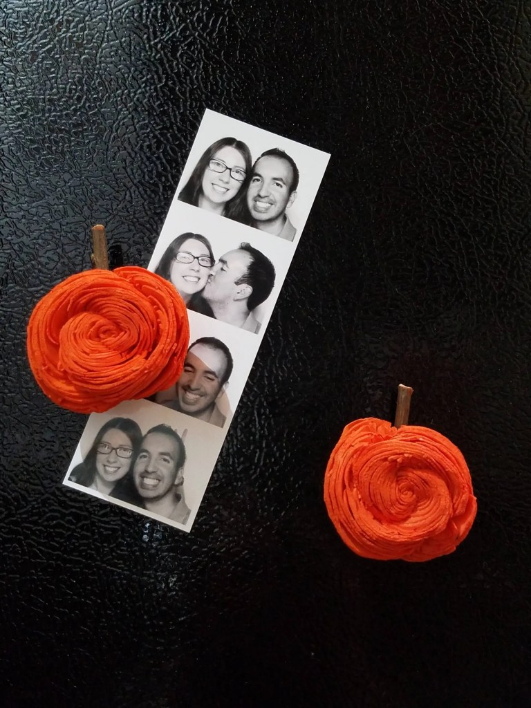 Read more about the article Learn How To Make A Sola Wood Flower Pumpkin Magnet