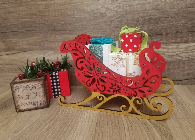 Read more about the article Make Presents Out Of Wooden Blocks