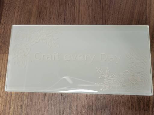 etch glass