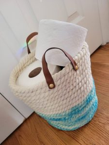Read more about the article How To Dye Rope And Make A Rope Basket