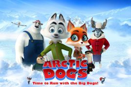 arctic dogs movie