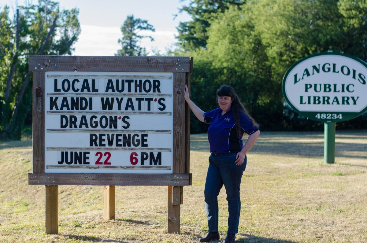 Awesome Author Events for Kandi J Wyatt