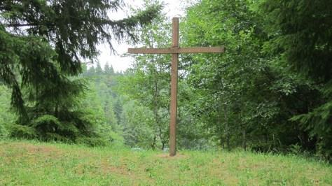 Camp Fircroft cross