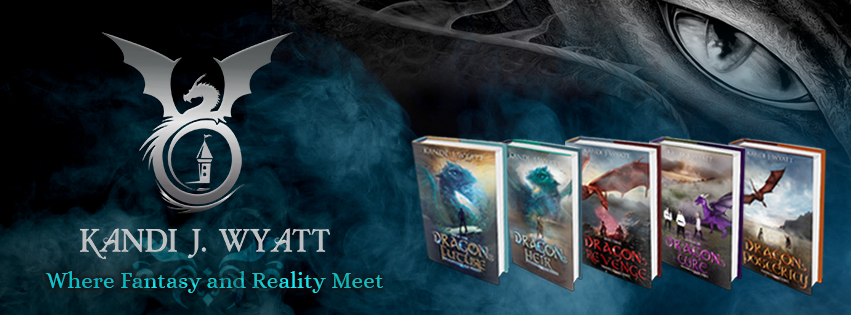 Author Kandi J Wyatt: Where fantasy and reality meet