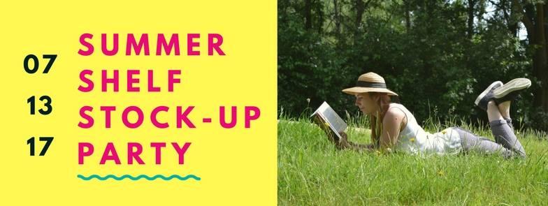 Summer Shelf Stock-up Party photo