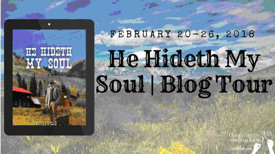 He Hideth My Soul Book Tour