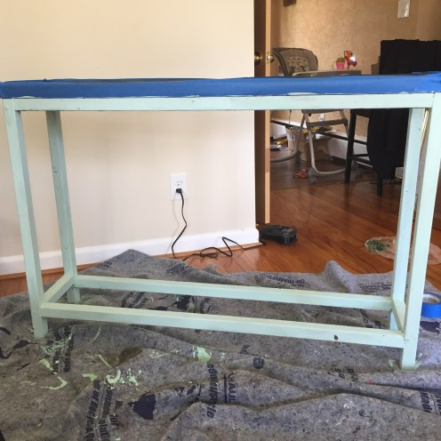 console table14