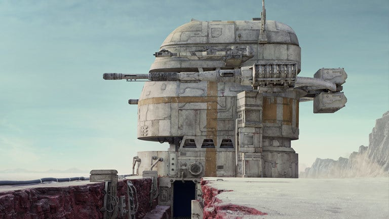 Crait Defences