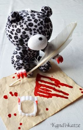 Todes-Teddy o.O