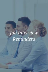 Kane Partners - Job Interview Tips