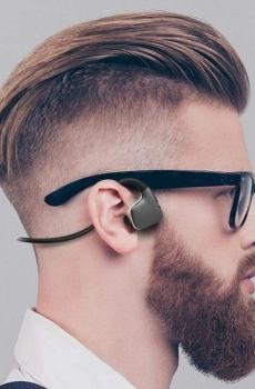 Wireless Bone Conduction Headphone
