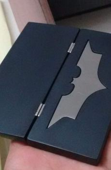 Batarang Paper Weight