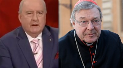 Alan Jones - George Pell
