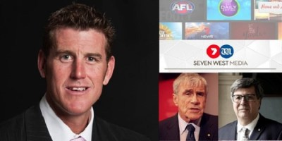 Ben Roberts-Smith, Kerry Stokes and Mark Weinberg QC
