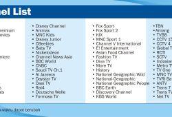 Paket TV Kabel dan Internet Murah Selain Indihome