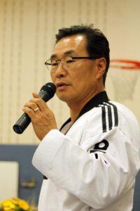 Grand Master Han Won Lee
