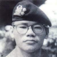 Nguyen Kim Chau in 1966