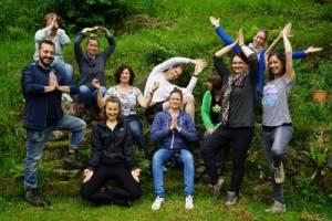Yogawochenende Kursteilnehmer