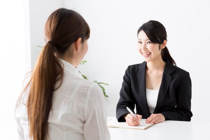 businesswomen working image