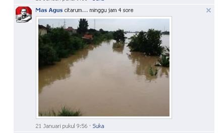 Info Banjir Karawang 2014 (3/5)
