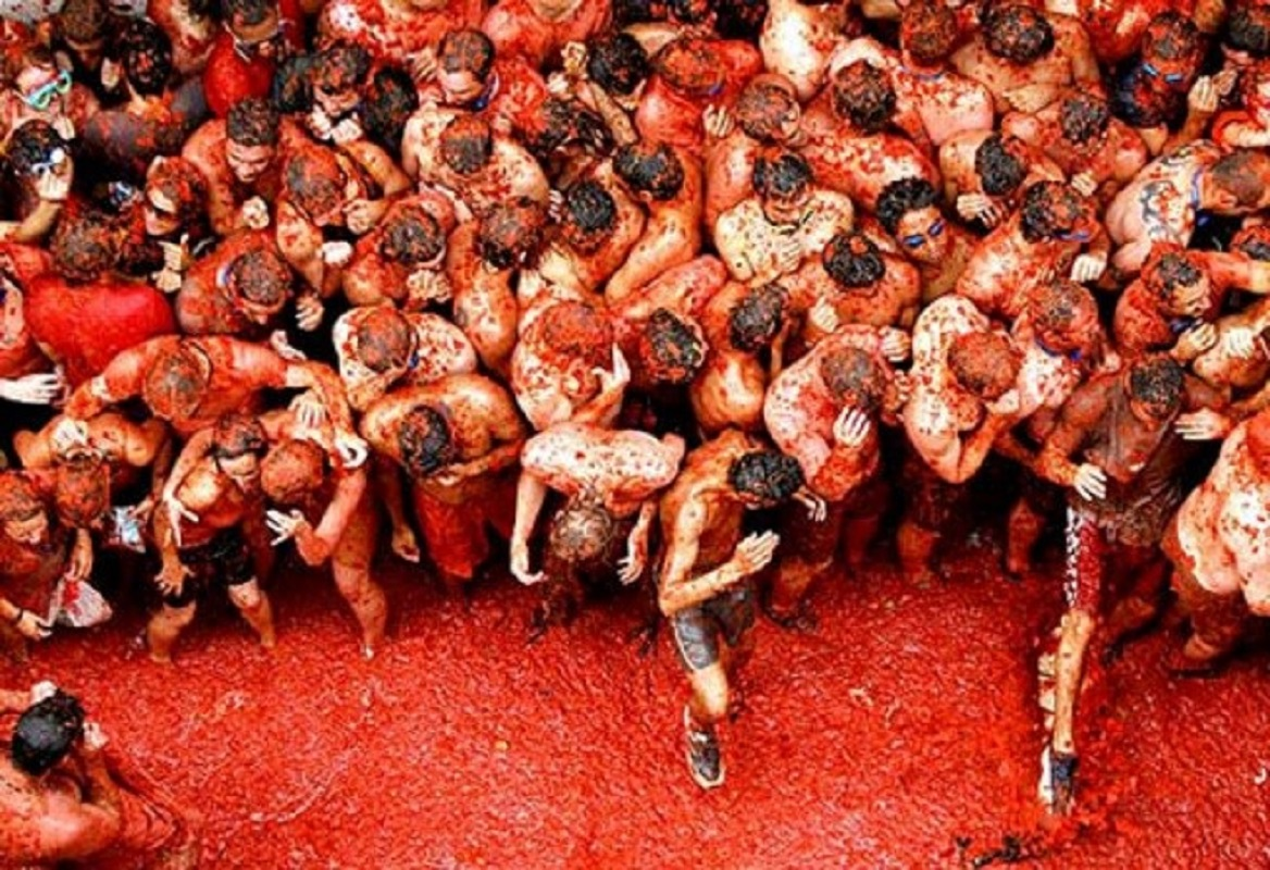 10 Facts That You Didn T Know About La Tomatina Festival