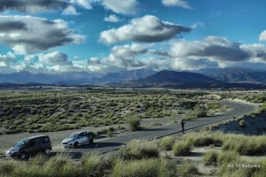Widok na Sierra de Castril
