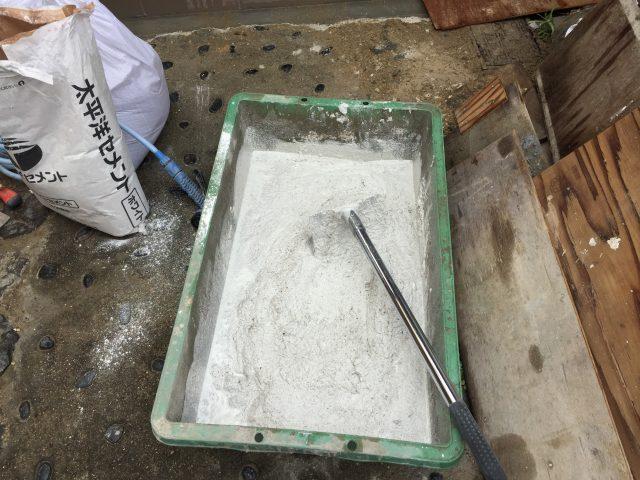 白セメント