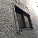 旧トイレ窓の撤去