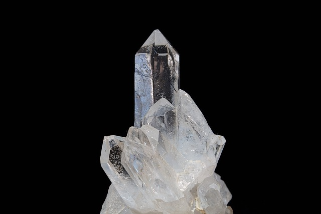 水晶の純粋パワー