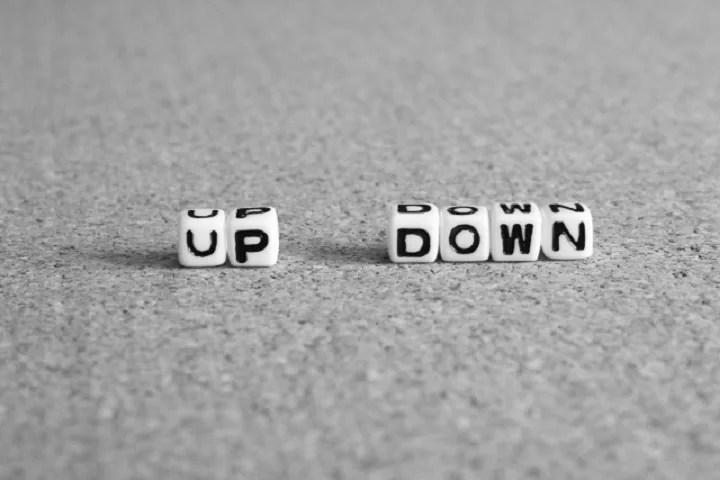 UP-DOWN(高低)