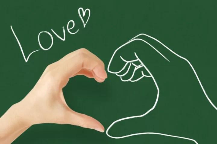良縁成就と縁結びと恋愛成就