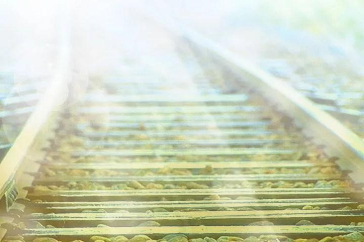 線路:レール