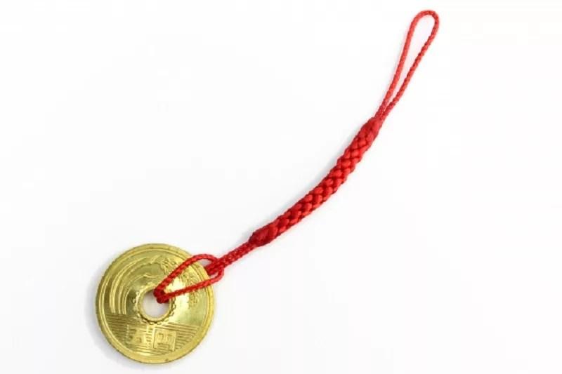 ご縁:五円玉