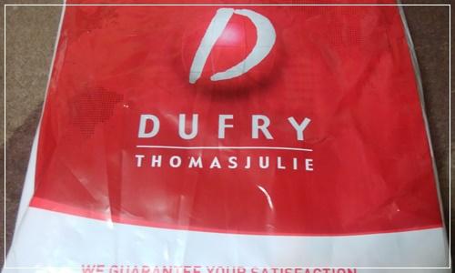 DUFRY THOMADJULIE