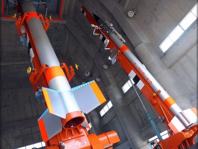 観測ロケット2