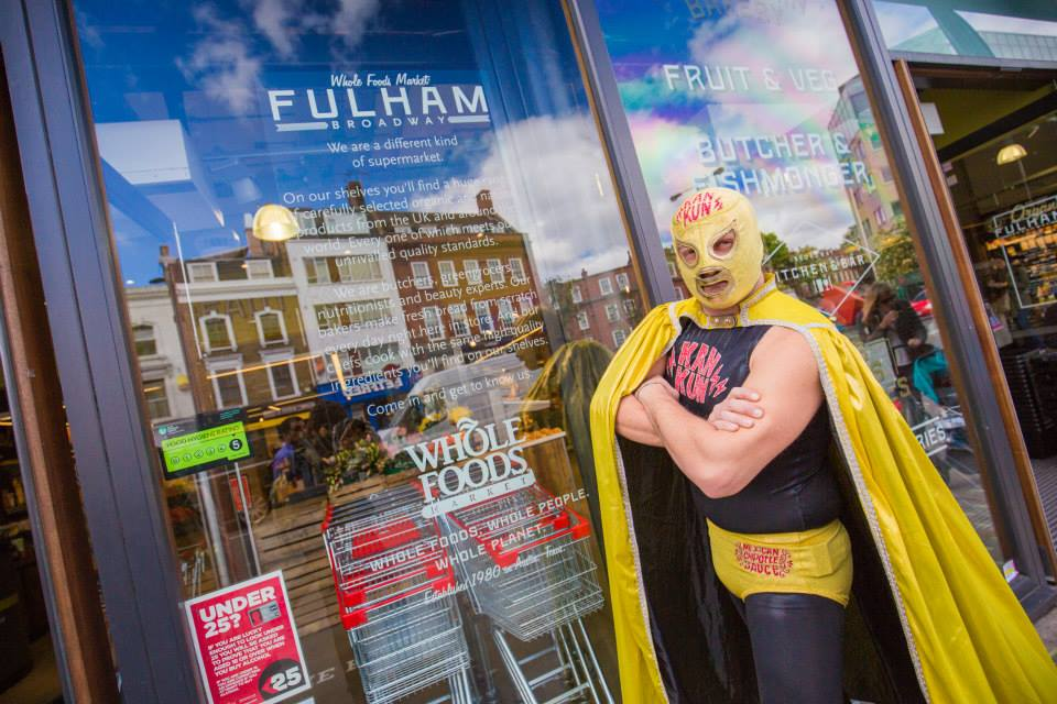 Habanero Luchador will be at Fulham