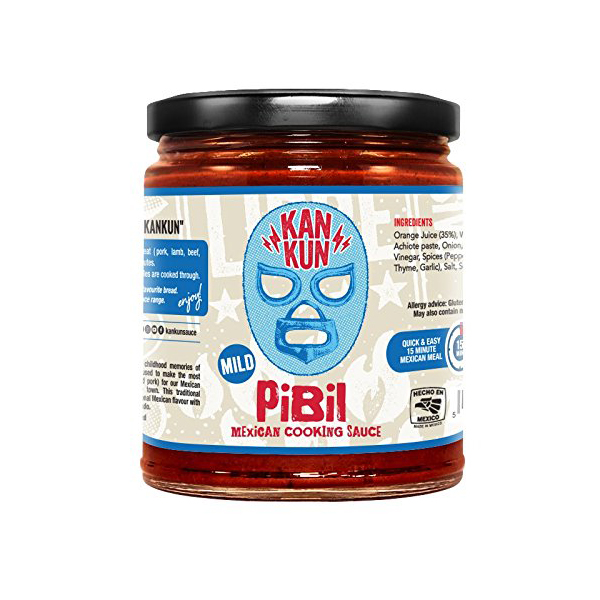 Pibil Mexican Cooking Sauce
