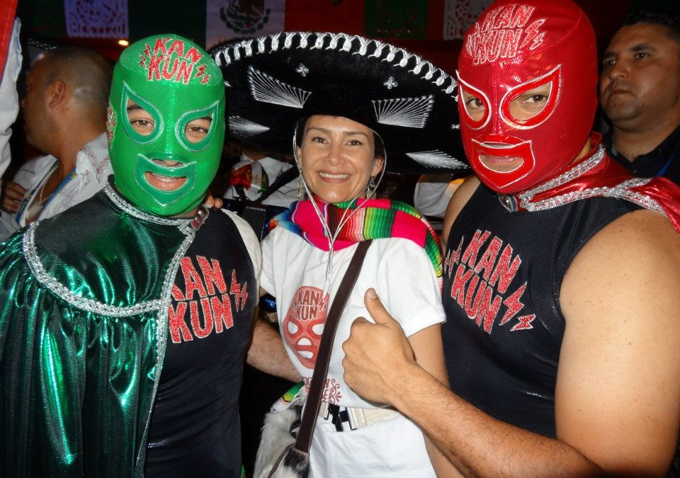 Kankun Sauce and ITS FIRST MEXICAN INDEPENDENCE DAY!