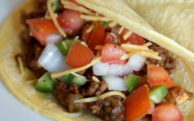 KANKUN® Mince Beef Tacos